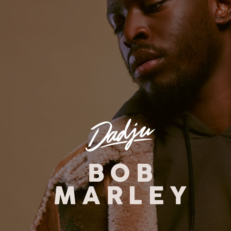 Mistral FM - Dadju - Bob Marley