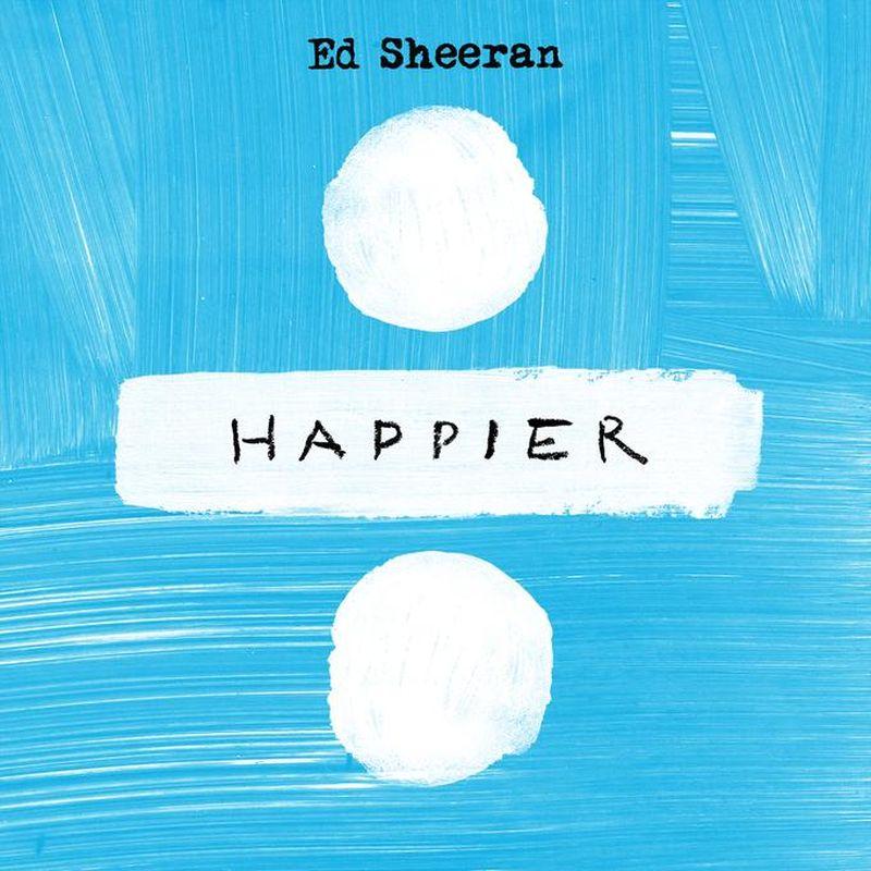 Mistral FM - Ed Sheeran - Happier