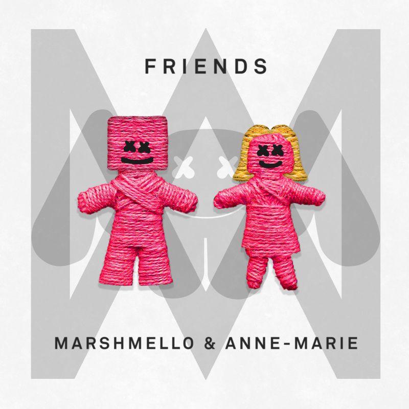 Mistral FM - Marshmello - Friends