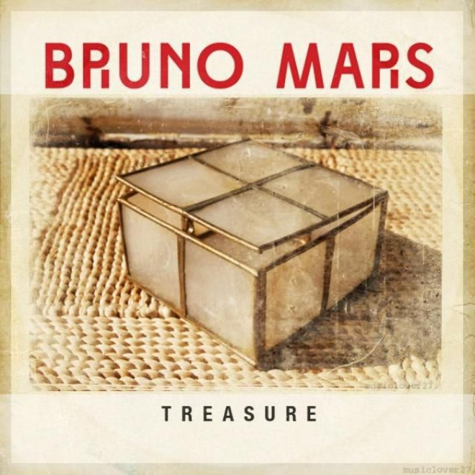 Mistral FM - Bruno Mars - Treasure